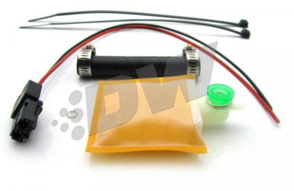 DeatschWerks 90-94 Eclipse FWD Fuel Pump Set Up Kit