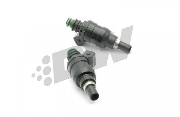 DeatschWerks 86-87 RX7 FC 1.3t 1000cc Low Impedance Top Feed Injectors
