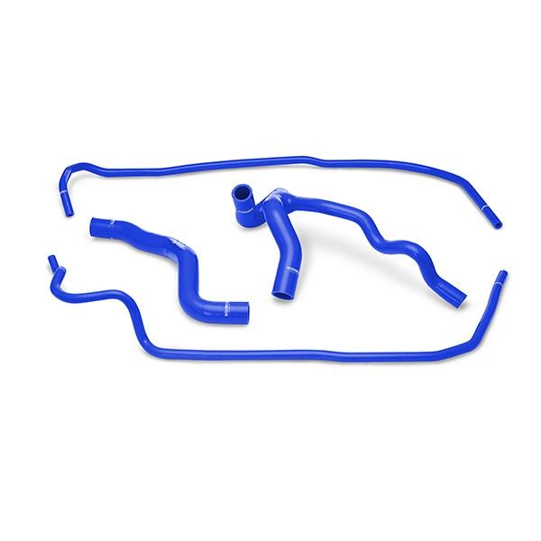 Mazdaspeed3 Silicone Radiator Hose Kit, 2010-2013, Blue