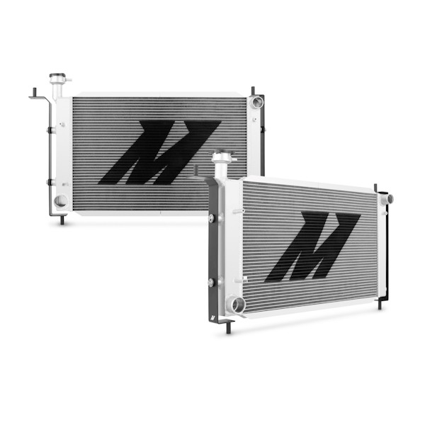 Ford Mustang Bracketed Aluminum Radiator