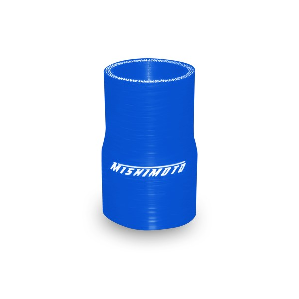 "Mishimoto 2.0"" to 2.25"" Silicone Transition Coupler, Various Colors"
