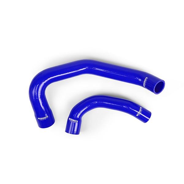 Jeep Wrangler YJ Silicone Radiator Hose Kit, 1991-1995, Blue