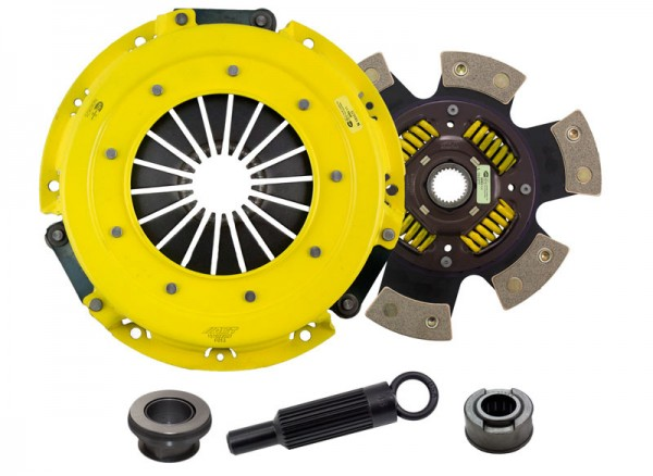ACT 1993 Ford Mustang HD/Race Sprung 6 Pad Clutch Kit