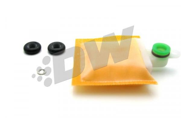 DeatschWerks 03-06 Evo 8/9 / 95-98 Eclipse Turbo AWD Fuel Pump Set Up Kit