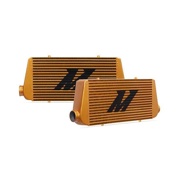 Mishimoto Universal Intercooler R-Line, Gold