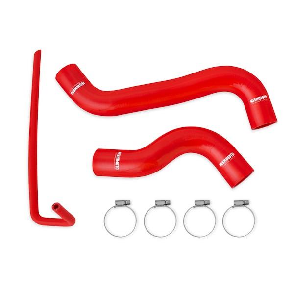 Subaru WRX Silicone Radiator Hose Kit, Red, 2015+