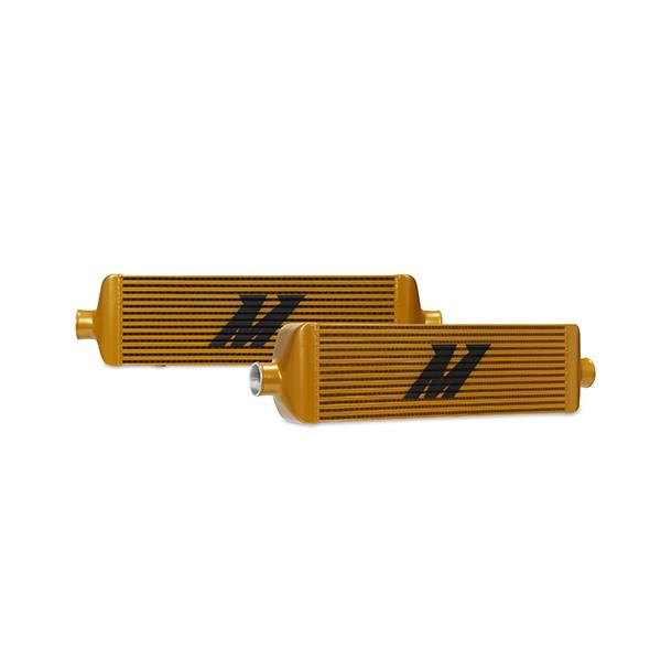 Mishimoto Universal Intercooler J-Line, Gold