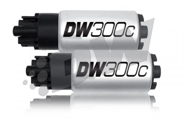 DeatschWerks 09-15 Cadillac CTS-V DW300c (2) 340 LPH In-Tank Fuel Pumps w/ Install Kit