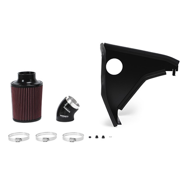 BMW E46 Performance Air Intake, 1999-2005 Black