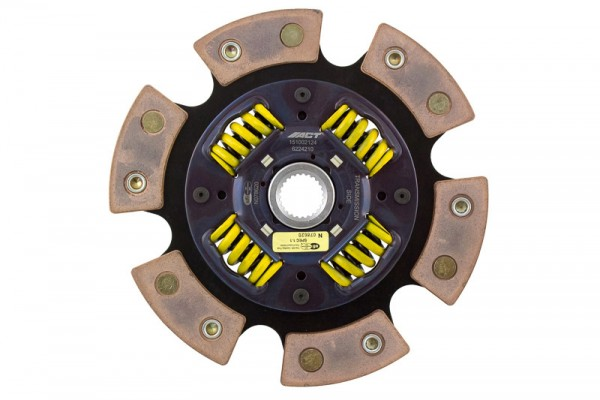 ACT 1997 Acura CL 6 Pad Sprung Race Disc