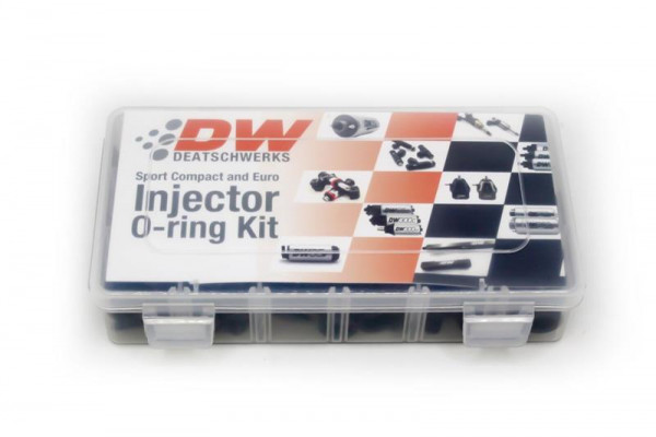 Deatschwerks Sport Compact / Euro Injector O-Ring Kit (230 Pieces)