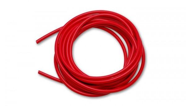 Vibrant Unterdruckleitung Silikon Schlauch rot ID 3,75mm / Länge 15m