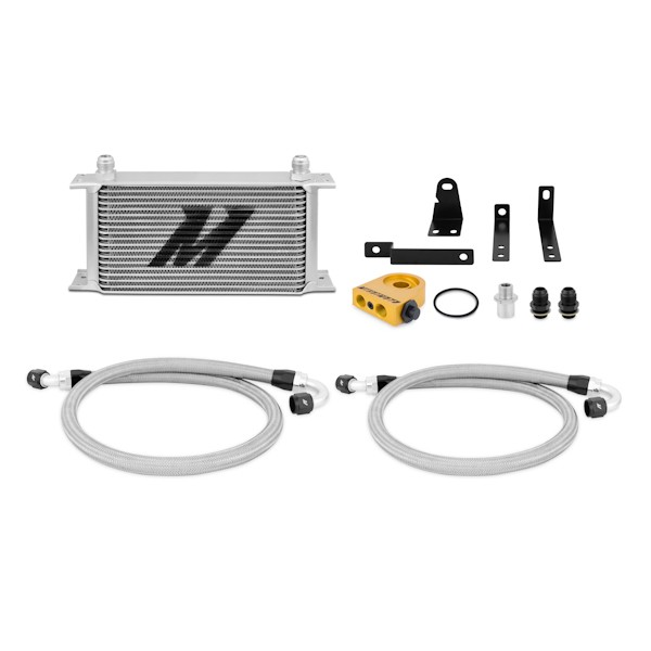 2000-2009 Honda S2000 Thermostatic Oil Cooler Kit