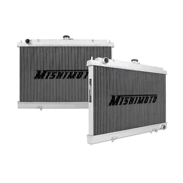Nissan Maxima Performance Aluminum Radiator, 1995-1999 Manual
