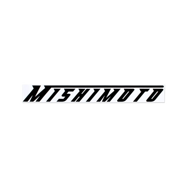 Mishimoto Decal, Large