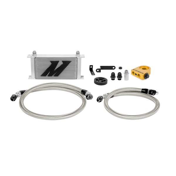 Subaru WRX Thermostatic Oil Cooler Kit, 2008+