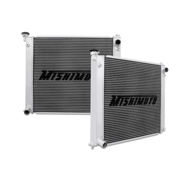 Nissan 300ZX Turbo Performance Aluminum Radiator, 1990-1996