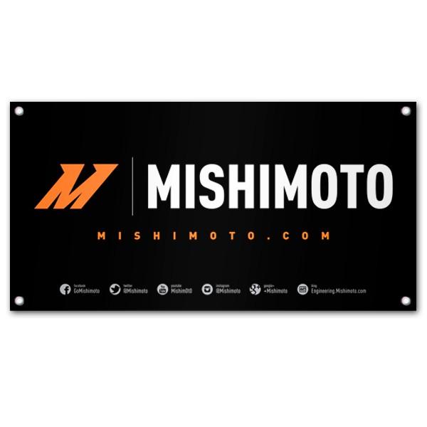 Mishimoto Promotional Banner, Large