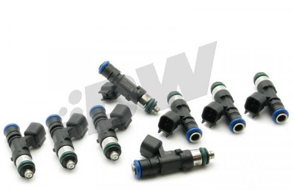 DeatschWerks LS2 / 5.7L & 6.1L HEMI 50lb Injectors - Set of 8