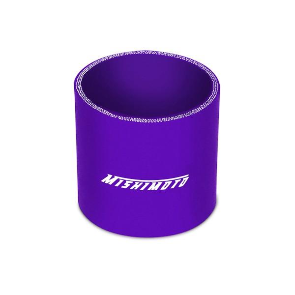 """Mishimoto Silikon Verbinder 2.5"""" 63,5mm, Lila"""