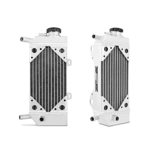 Honda CRF250R/X Aluminum Dirt Bike Radiator, 2004-2009
