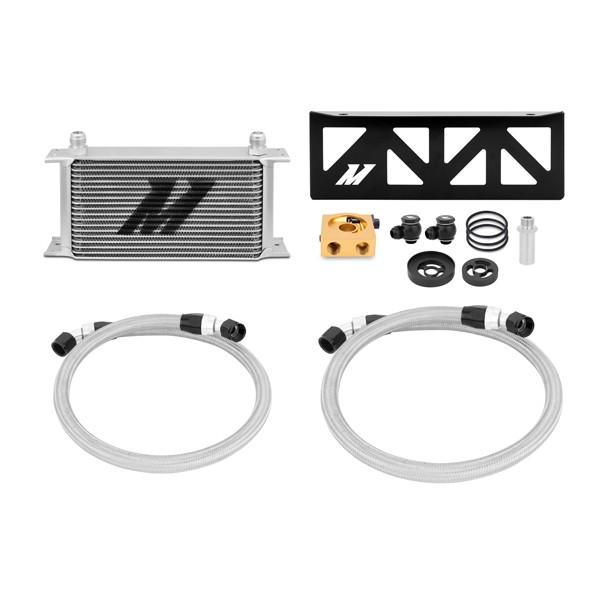 Subaru BRZ / Scion FR-S Thermostatic Oil Cooler Kit, 2013+