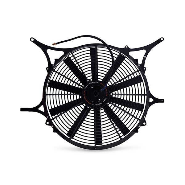 BMW E46 Non-M Performance Fan Shroud Kit, 1999-2006