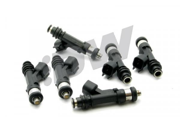 DeatschWerks 89-94 Nissan Skyline RB20DET 800cc Injectors - Set of 6