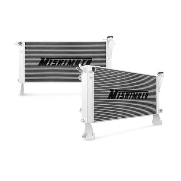 Hyundai Genesis 4cyl Turbo Coupe Performance Aluminum Radiator, 2010+