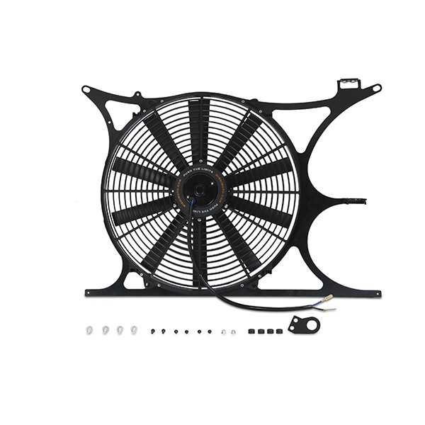 BMW E36 Performance Fan Shroud Kit, 1992-1999
