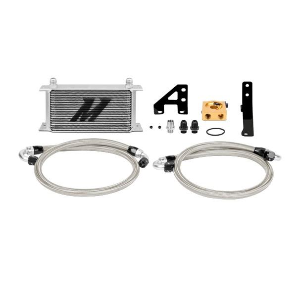 Mishimoto Ölkühler für 2015+ Subaru WRX STI mit Thermostat