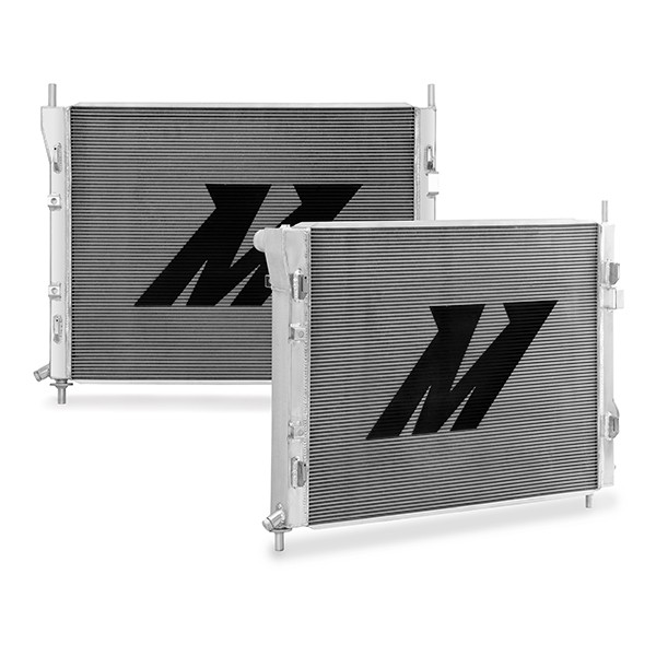 Ford Mustang GT/ Shelby Performance Aluminum Radiator, 2015+