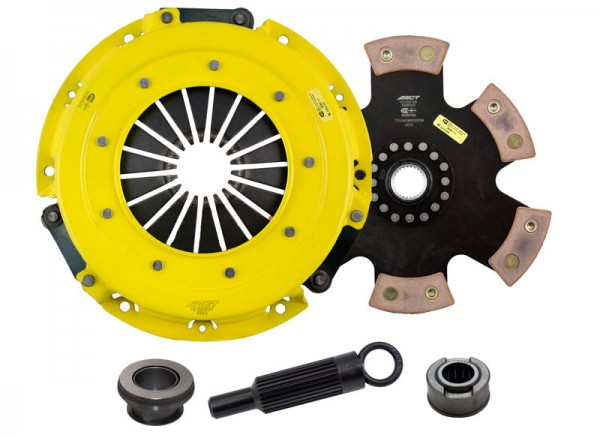 ACT 1993 Ford Mustang HD/Race Rigid 6 Pad Clutch Kit