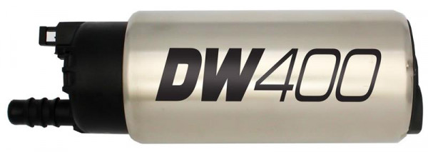 DeatschWerks 415LPH DW400 In-Tank Fuel Pump w/ Universal Set Up Kit