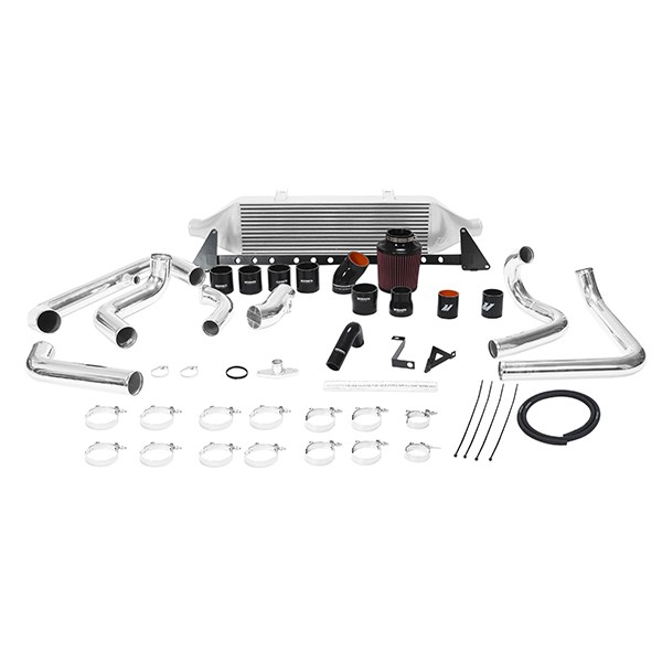 Subaru WRX Front-Mount Intercooler Kit, 2008-2014 Silver