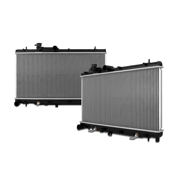 Subaru Legacy, 2000-2004 & Subaru Baja, 2003-2006 2.5L Non-Turbo OEM Replacement Radiator