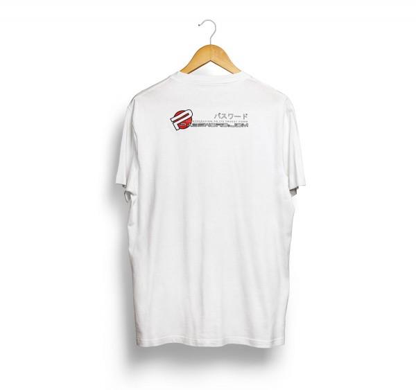 PWJDM T-Shirt Shocker Grösse: L in weiß