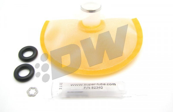DeatschWerks 06-11 Honda Civic/05-09 Legacy GT/08-12 WRX/STi Fuel Pump Set Up Kit