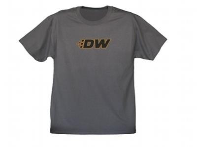 Deatschwerks Logo (on Front and Back) T-Shirt - 3XL