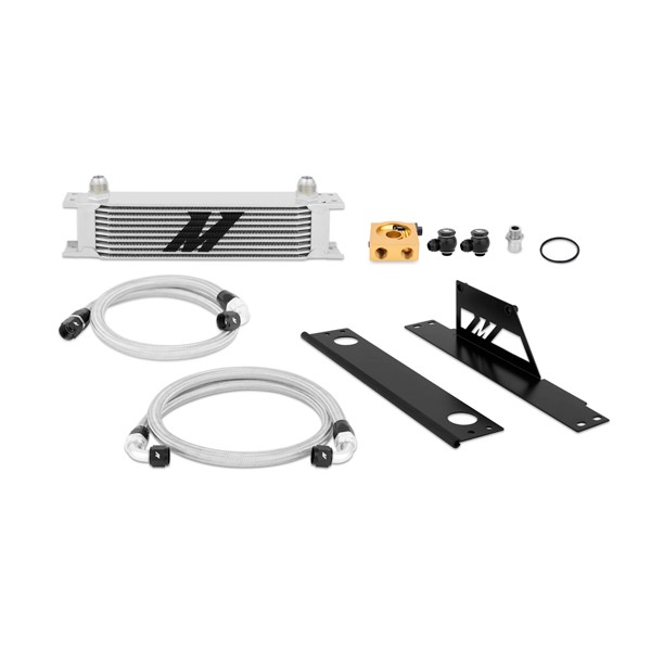Mishimoto Subaru WRX and STI Thermostatic Oil Cooler Kit, 2001-2005