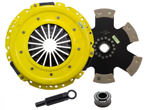 ACT 2007 Ford Mustang HD/Race Rigid 6 Pad Clutch Kit