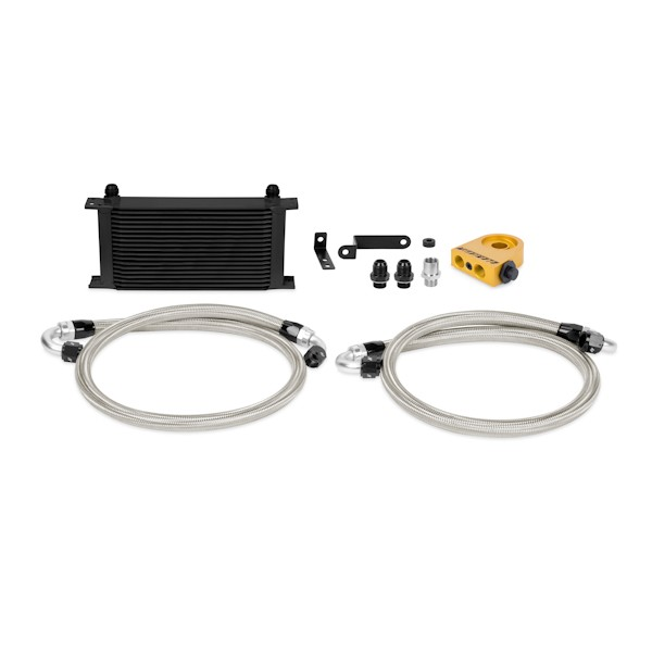 Subaru WRX STI Thermostatic Oil Cooler Kit, 2008+