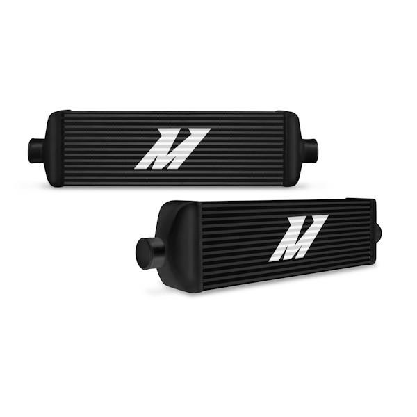 Mishimoto Universal Intercooler J-Line, Black
