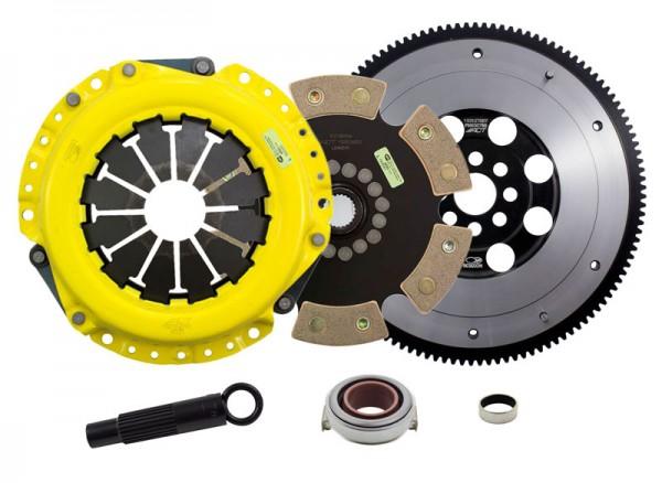 ACT 2012 Honda Civic HD/Race Rigid 6 Pad Clutch Kit