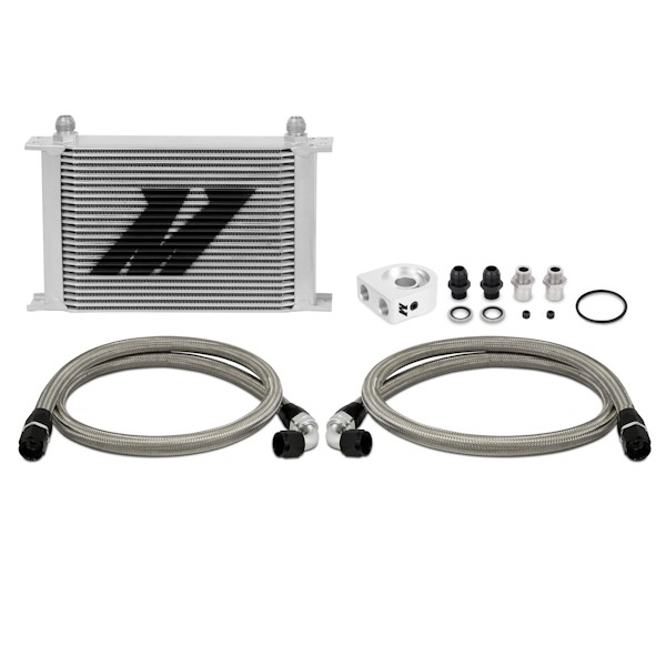 Universal Oil Cooler Kit, 25 Row