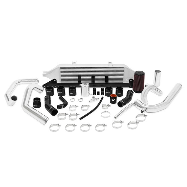 Subaru WRX/STI Front-Mount Intercooler Kit, 2001-2007