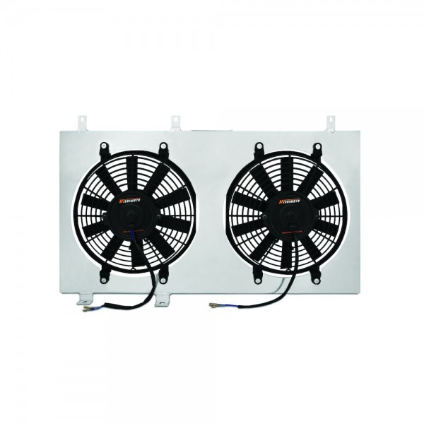 Subaru Impreza GC8 Performance Aluminum Fan Shroud Kit, 1993-1998
