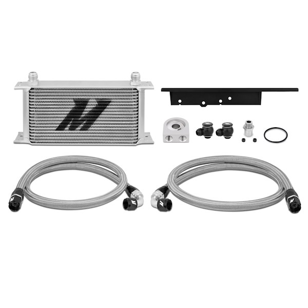 03-09 Nissan 350Z / 03-07 Infiniti G35 (Coupe only) Oil Cooler Kit