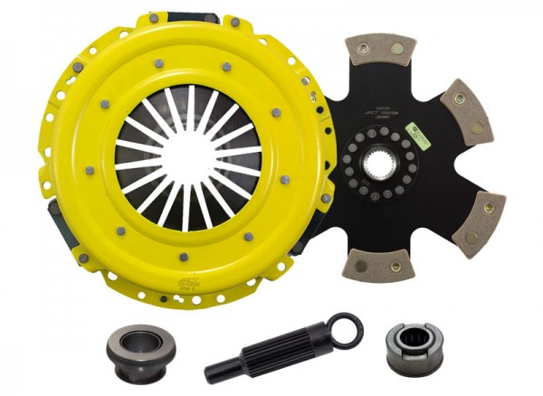 ACT 1999 Ford Mustang Sport/Race Rigid 6 Pad Clutch Kit