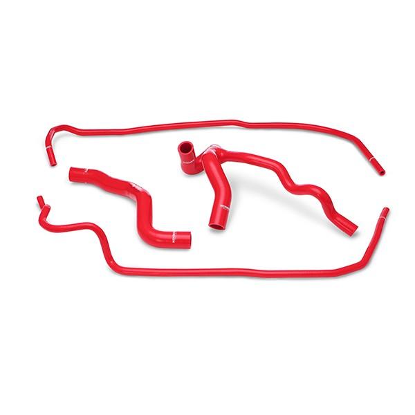 Mazdaspeed3 Silicone Radiator Hose Kit, 2010-2013, Red